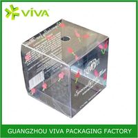 2014 wholesale fashion plastic box with lock and key