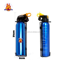 Alibaba China widely used colorful style 0.5kg small CO2 fire extinguisher for car