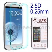 0.25mm 2.5D Explosion-proof Tempered Glass Guard Screen Protector for Samsung for Galaxy S3 Film I9300