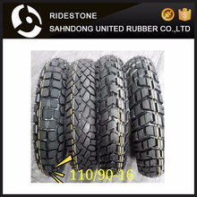 china tubeless 110/90-16 Motorcycle Tyres