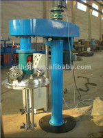 Double-shaft Mixer for paint industry