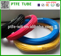 10 meters (33 feet) Teflon tube AWG17, made in UK (Red, Green, Blue or Yellow)