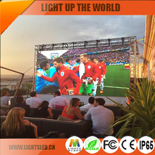 P4.81 Giant Billboard Price 3D Rental Advertising Outdoor LED Large Screen Display