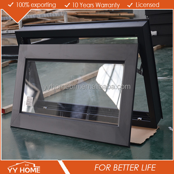 China Suppier For Black Aluminium Small Caravan Awning Windows