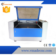 130W TWO Heads 1600*1000mm Acrylic wood Co2 laser cutting machine for sale