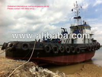 28m 2500hp Twin Screw Tugboat built on 2006