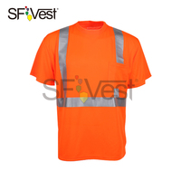 100 Cotton High Vis Breathable Safety