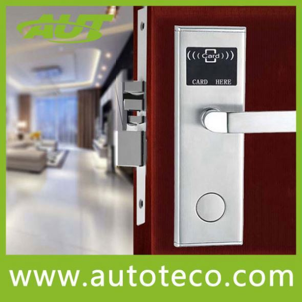 Digital Touch Screen Door Lock (HL601)