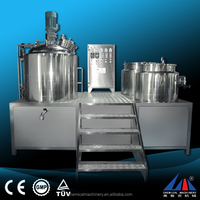 hot sale 50-5000L ointment high shear emulsifying pumps
