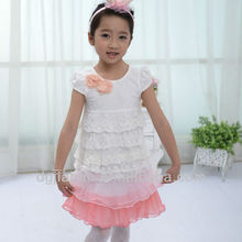 New trends latest kids fashion dress 2013 wholesale