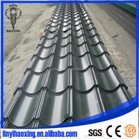 Corrugated Steel Roof Tile with top quality for roof and wall