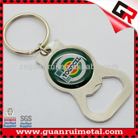 Promotional Cheapest keychain beer can opener