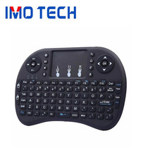 Shenzhen IMO best selling i8 Mini Keyboard 2.4G Wireless Air Mouse For Android TV Box Tablet PC Full Stock