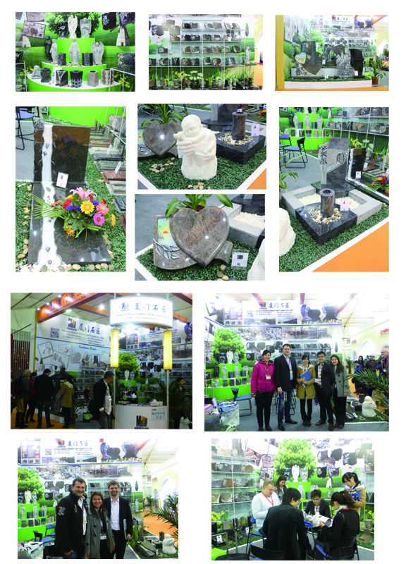 China best price granit cemetery headstones tombstones
