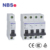 Hot selling electrical breakers s201-b3 s201b3 10134529 s200 mcb b curve 1pole 3a