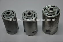 Dongguan produced High precision metal stamping shell, electric motor shell, motor cover