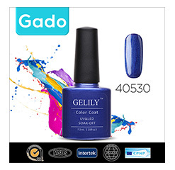 TOP SALE GELILY 79 colors 7.3ml primer uv gel