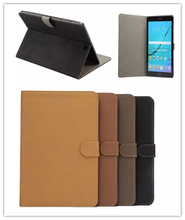 Hot Selling!!Vintage Style Magnetic Book Leather Case Stand Protective Case Cover For Samsung Galaxy Tab S2 9.7 Inch T810 T815