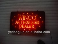large outdoor led signs