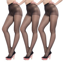 Hot selling simple design breathable fashion anti-hook wire pantyhose