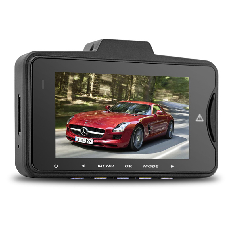 "Original 2.7"" Screen GS98CS car dash camera super hd 1296p car dvr GPS ADAS HDR 24H PARKING car camera recorder"
