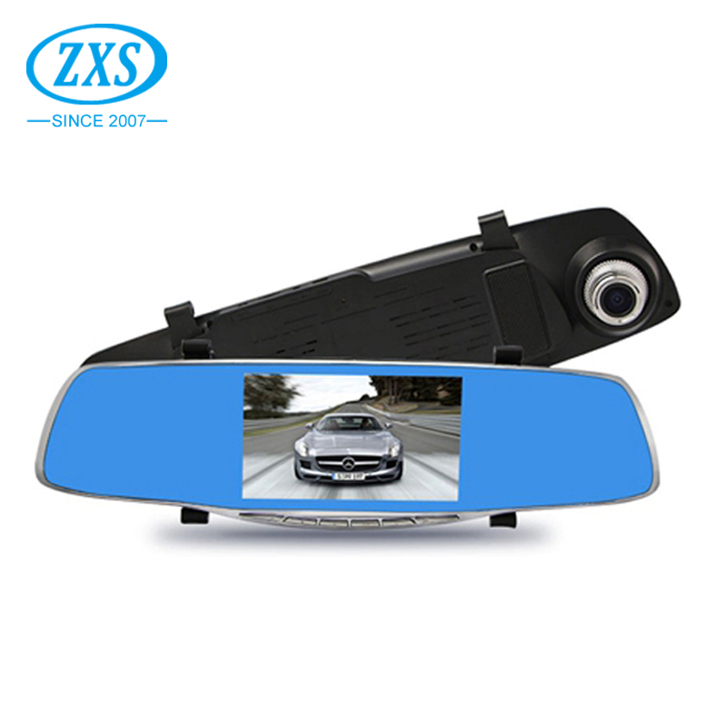 New full hd 1080 andriod wifi navigation gps rearview mirror bluetooth rearview camera F10