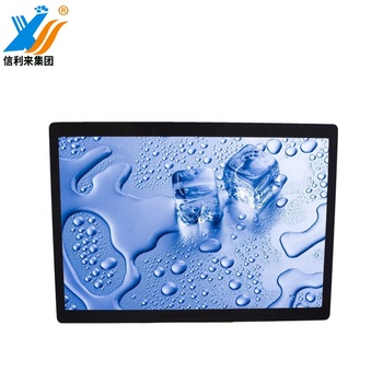 23.6 inch Customizable Replaceable Projected Capacitive touch Screen For Intelligent Self-service System