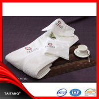 High quality factory microfiber stock 100% organic cotton fabric printed towel