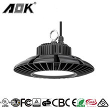 UL DLC CB SAA 130lm/W IP65 Warehouse Factory Supermarket 150W LED High Bay Light