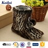 sexy and warm animal print yong fashionable boots