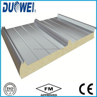 PU sandwich panels for roof
