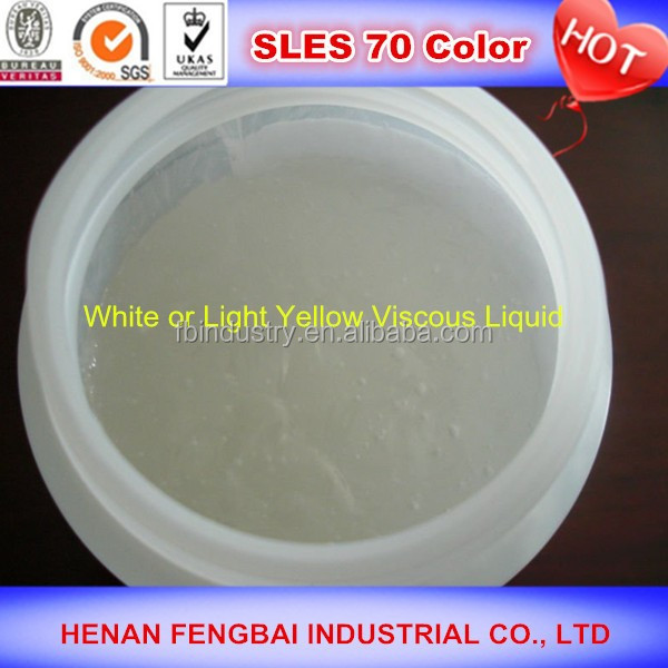 China Supplier sodium alkyl ethoxy sulphate
