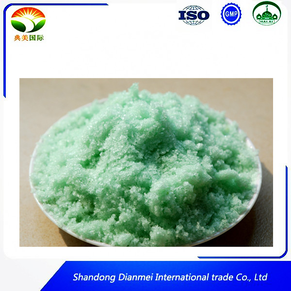Factory Supply CAS 7782-63-0 Ferrous Sulfate with Best Price