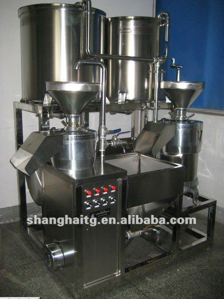 TG-150 soybean milk bean curd making machine