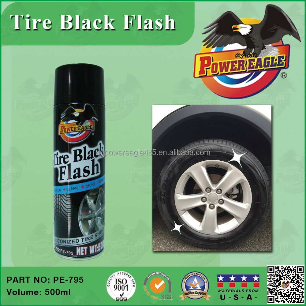 PE High Gloss Car Tire Shine Products