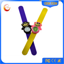 2015 unique kids gift slap watches uhren