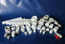 High quality plastic ppr pipe and fitting