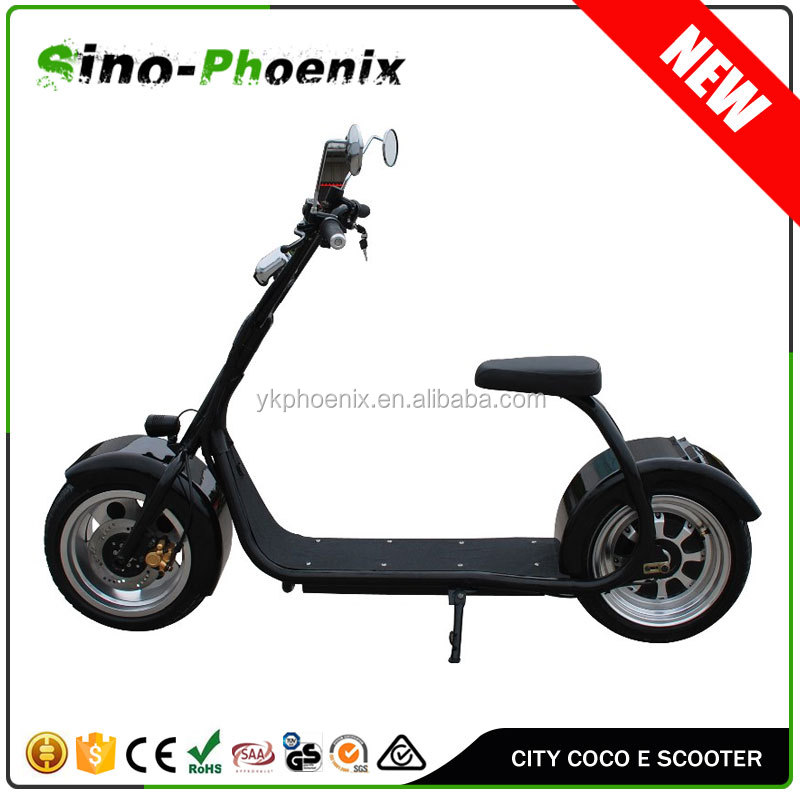 2016 Latest Motorbike citycoco with seat for sale ( PN-HB01)