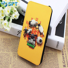 Printable sublimation heat transfer Flip mobile case for Iphone 5C