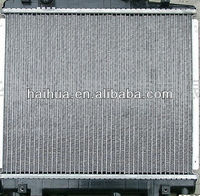 Auto parts cooling system radiator for TOYOTA WISH AZT240 1AZFSE OEM:1640021190