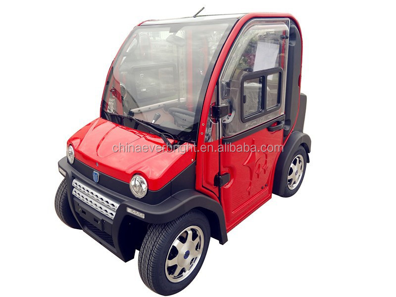 New Eec Approved Electric Car