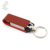 Fashion Leather usb 2.0 flash drive with logo printing