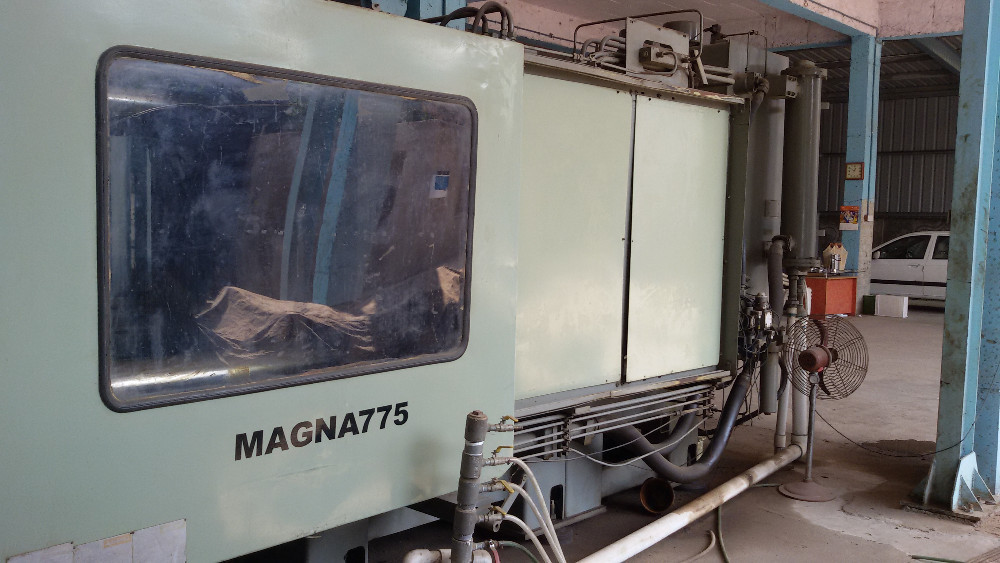 Plastic Moulding Machine ( OLD )