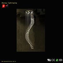 large crystal chandeliers for hotels DY3335-6 Chinese K9 large crystal chandeliers for hotels