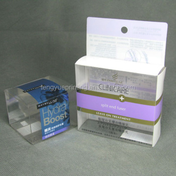 custom shape plastic box, rectangular or square clear plastic box