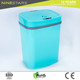 White recycle plastic garbage waste household dust trash bin for kitchen