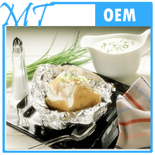 Household jumbo catering aluminum foil roll for food grade
