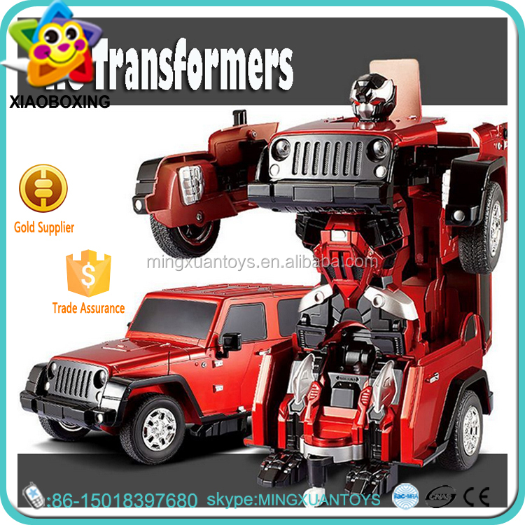 Newest car robot for adults best gift shifting robot toys for kids