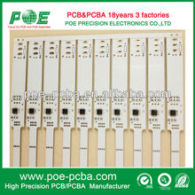OEM Electronic LED Printed Circuit Board Assembly