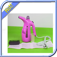 Mini facial steamer machine from types of electric iron